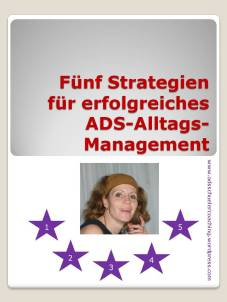 Fünf Strategien.Deckblatt